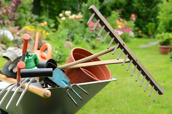 création de jardin à Villeparisis